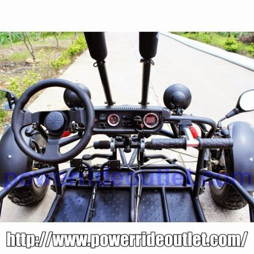 how to build a professional racing go kart