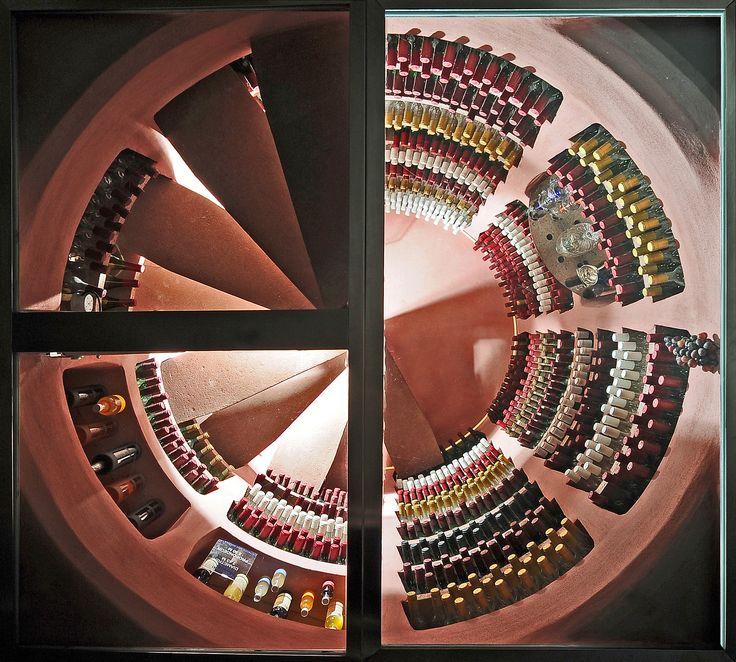 Piwnica pasywna na wino- seria Maxi Ronde