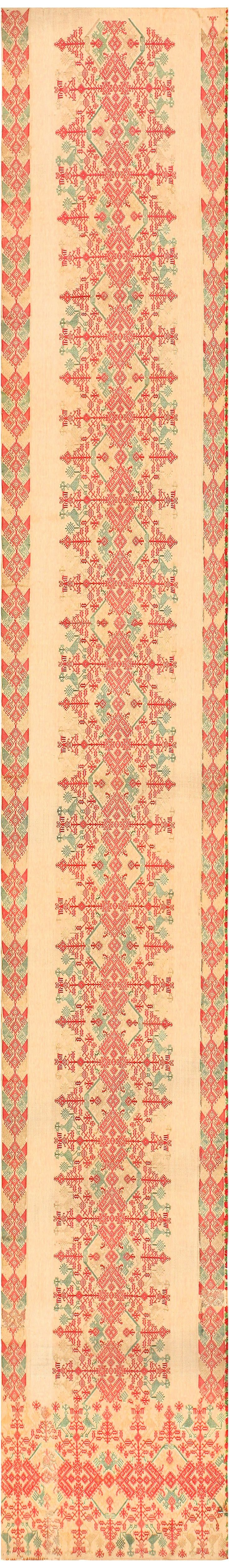Antique Greek Embroidery 41486 Main Image - By Nazmiyal