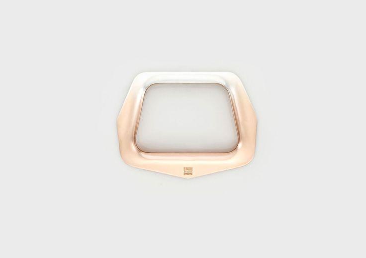 Bracelet by Janka Juhos, Hungarian jewelry designer | Corner Design Store