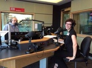 What's for Dinner: Leftover Chicken + Radio Interview with ABC 612 Brisbane