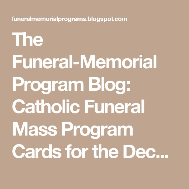 The 25+ best Catholic funeral ideas on Pinterest Catholic - funeral checklist template