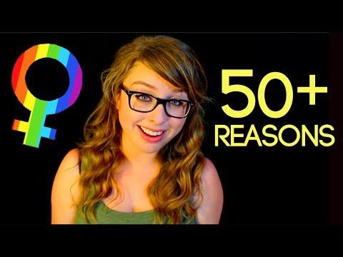 50+ Reasons why Laci Green (and myself) is a feminist