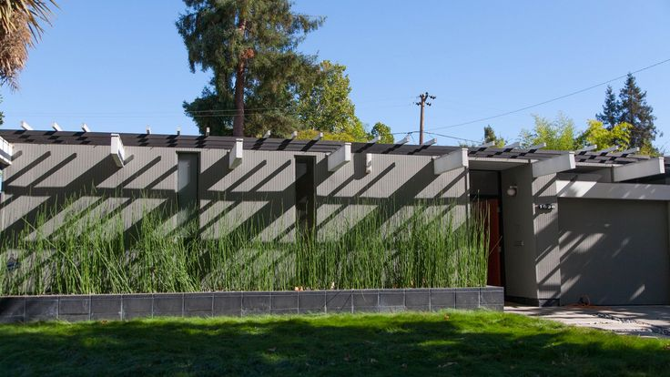 1000 images about modern eichler landscape ideas on for Eichlers