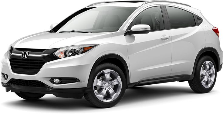 2016 Honda HRV White Orchid Pearl | www.rickjustice.com