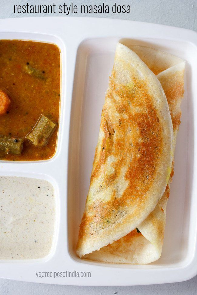 masala dosa recipe with step by step photos - recipe of restaurant or hotel style masala dosa, where the dosa is crisp and served with a delicious potato masala. recipe post shares both the method