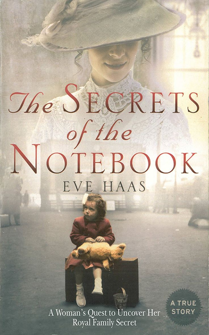 The Secrets Of The Notebook: A Woman's Quest To Uncover Her Royal Family  Secret: