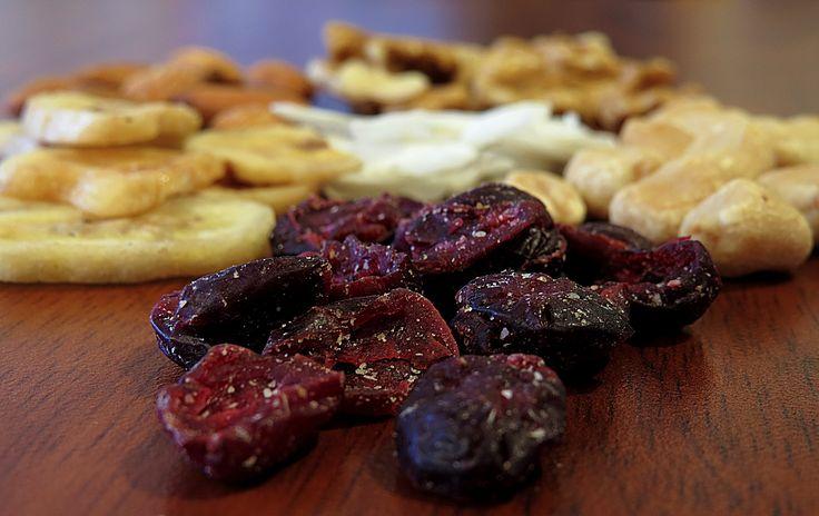 Sesión frutos secos SnackSaludable x Kata Melgarejo