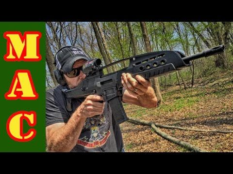 HK XM8 Rifle by Tommy Built - YouTube