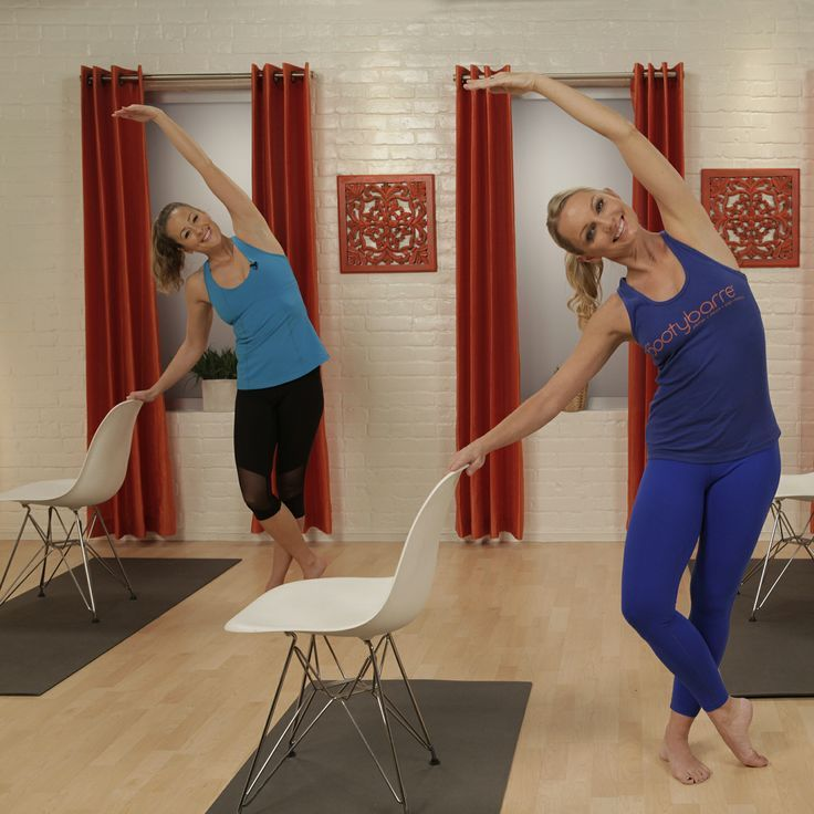The Look-Good-Naked Barre Workout on Pop Sugar!!
