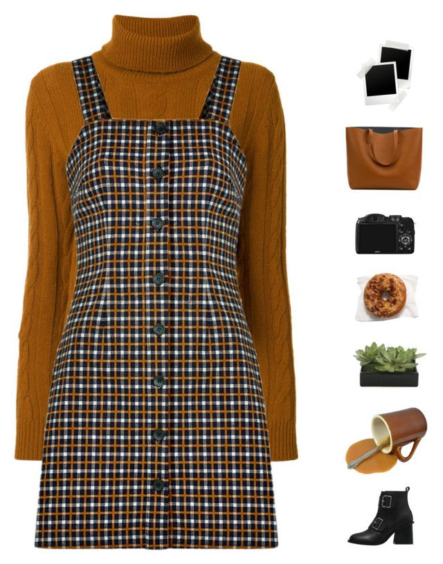 """Coffee date"" by genesis129 ❤ liked on Polyvore featuring The Gigi, Lux-Art Silks, CO and CoffeeDate"
