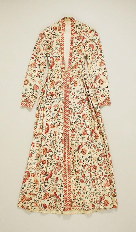 Dress 18th–19th century Hindeloopen, Netherlands