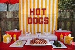 DIY hotdog stand - Bing images