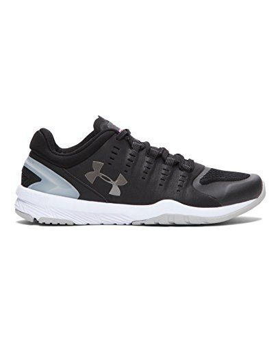 Under Armour Womens UA Charged Stunner Training Shoes 8 Black *** For more  information
