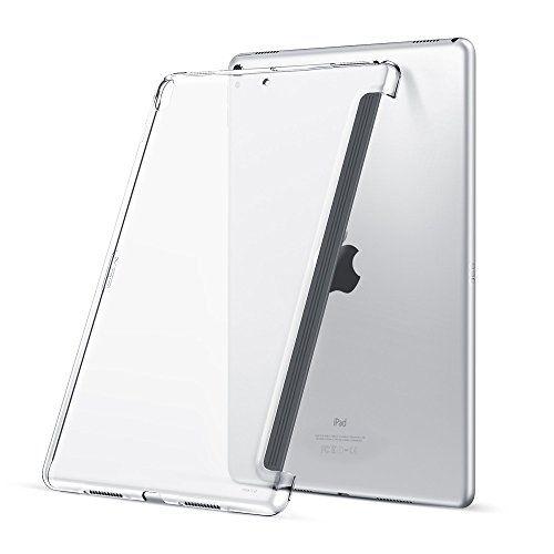 ESR Funda iPad Pro 10.5 Tapa Trasnparente para la Parte Trasera [Acopla con Smart Keyboard de Apple] para Apple iPad Pro 10.5 - Transparente #Funda #iPad #Tapa #Trasnparente #para #Parte #Trasera #[Acopla #Smart #Keyboard #Apple] #Apple #Transparente