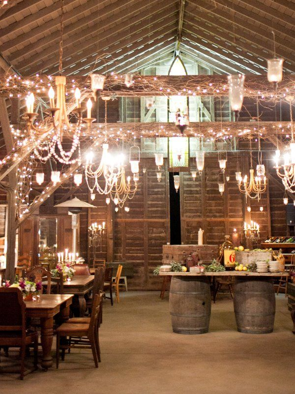 Gorgeous rustic wedding decor | Reception Ideas ...