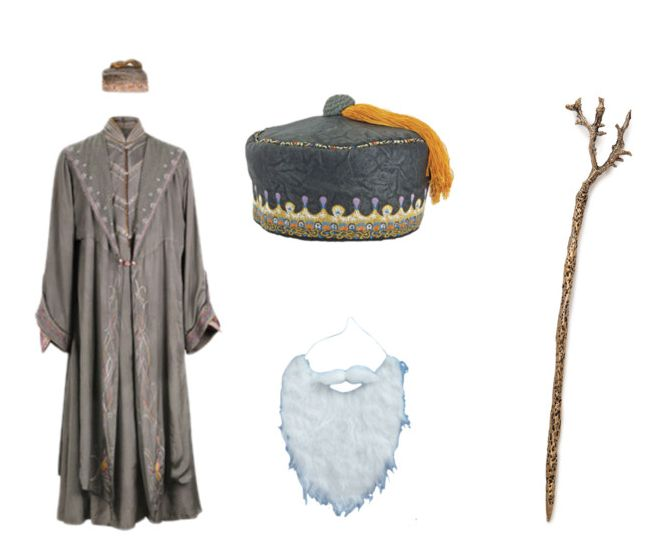 dumbledore costume - Google Search