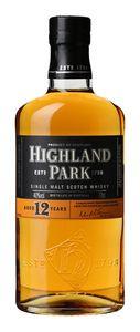 En god whiskey til far, f.eks denne: Highland Park Single Malt 12 Years Old