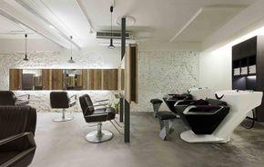 essential Hair salon by KC design studio, Taipei » Retail Design Blog