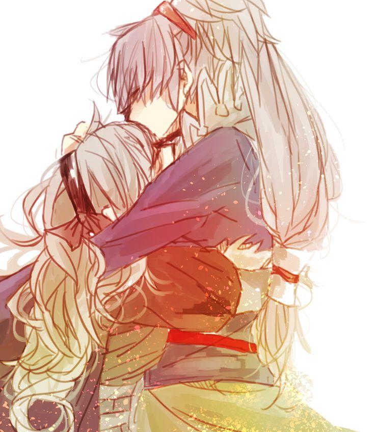 Fire Emblem: Fates Kamui and Takumi