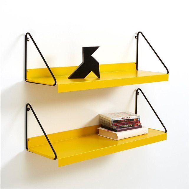 les 25 meilleures id es de la cat gorie etagere murale metal sur pinterest bibliotheque metal. Black Bedroom Furniture Sets. Home Design Ideas