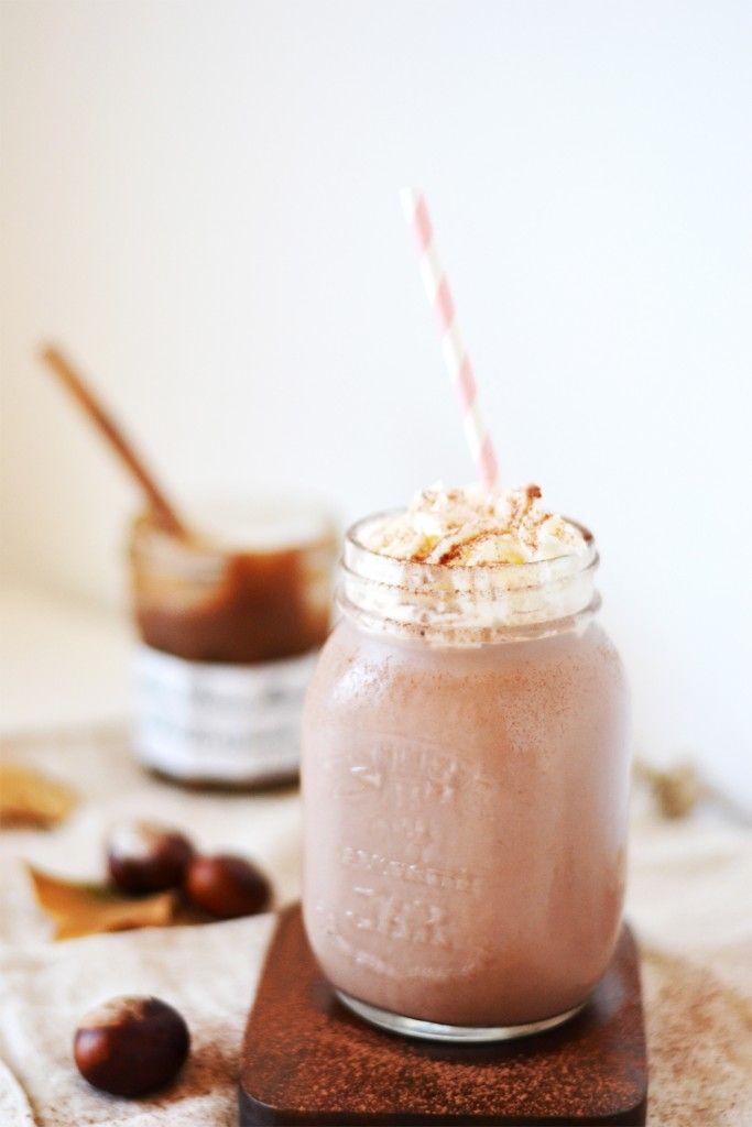 Le chocolat chaud à la châtaigne | Cakes & Nails