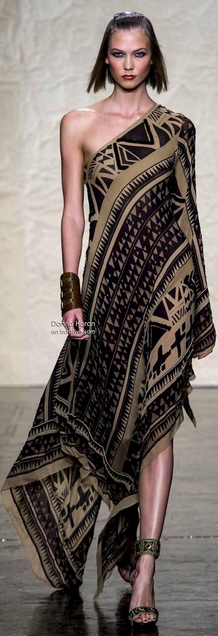 Donna Karan Spring 2014 New York Fashion Week. Patio parties. TG