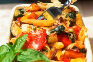 for ratatouille with pasta? Then try our recipe for Ratatouille Penne ...