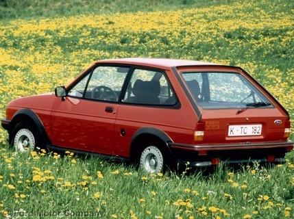 Ford Fiesta XR 2 1984 #ford #fiesta #fordfiesta #history #car #fordfiesta #ford #cars #drive