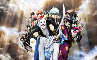 Anime Gintama Wallpapers HD