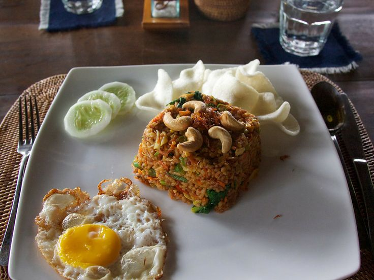 The food and flavors of indonesia