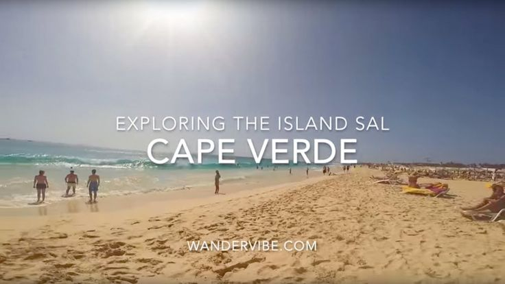 Cape Verde video diary - Watch more on www.wandervibe.com #capeverde #videodiary #travel #travelvideo #sal #africa #quadbikes #santamaria #beach