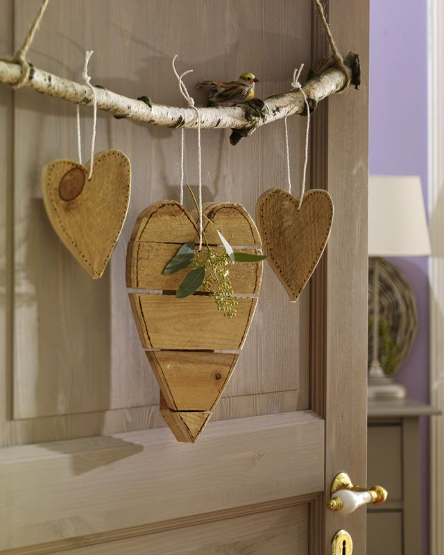 17 best ideas about holz deko selber machen on pinterest for Holz dekoration wohnzimmer