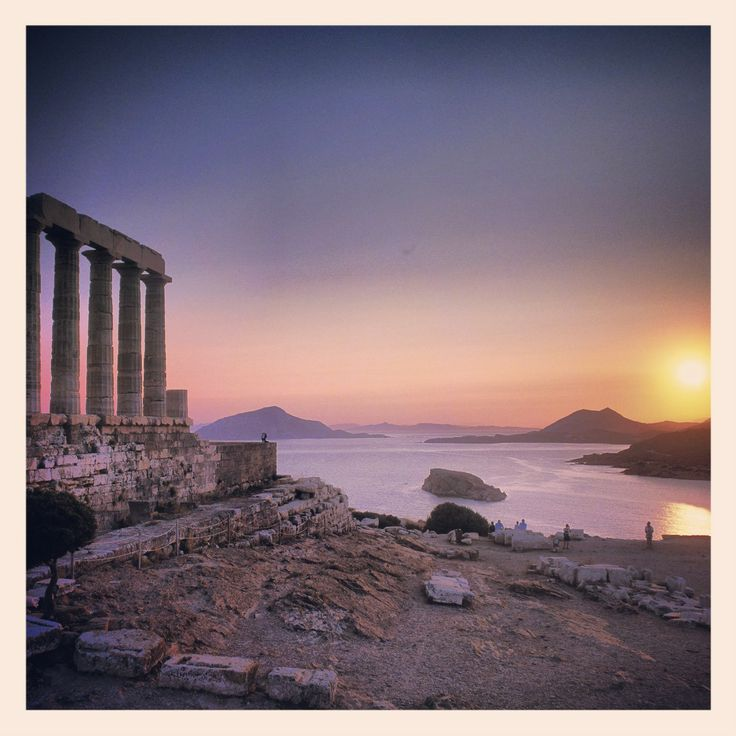 Excursion Tip: Drive along the picturesque coastal road to Cape Sounio, visit the ruins of Temple of Poseidon and enjoy the most amazing sunset over the Aegean Sea.   Find out more http://www.westinathens.com/en/placesofinterest  #AstirPalace #Sounio #AstirExperience