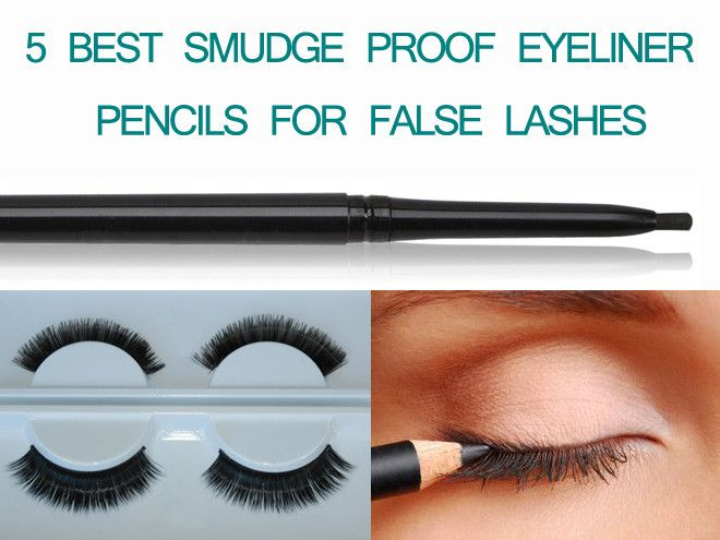 how to make kajal smudge proof