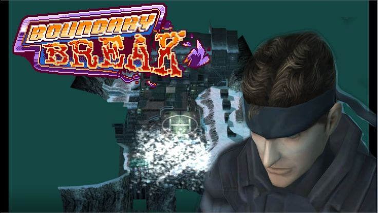 Off camera secrets | Metal Gear Solid: Twin Snakes--Boundary Break