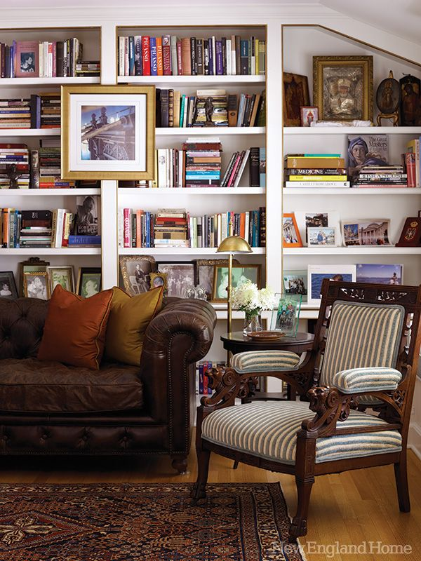 Notes From The Field Art Of Styling Bookshelves