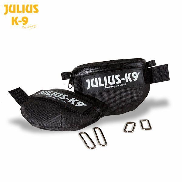 Julius-K9 IDC Universele zijtassen