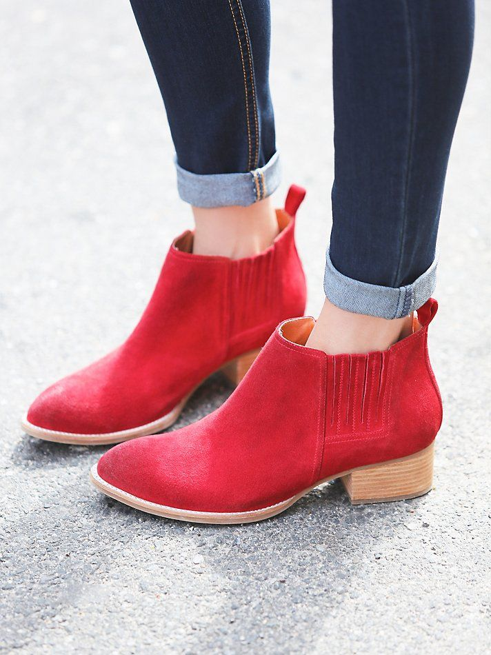 Jeffery Campbell Monroe Chelsea Boot at Free People Clothing Boutique