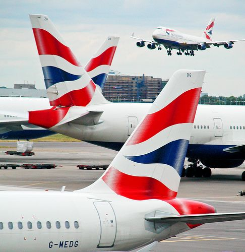 British Airways by matt.hintsa, via Flickr  Must fly again