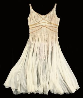 Fonteyn's original costume for Romeo and Juliet would love this in my closet
