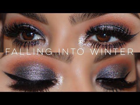 Wintery Smokey Eye || Anastasia Beverly Hills Prism Palette - YouTube