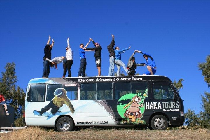 Haka bus
