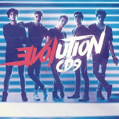 CD9 – Evolution (2016)