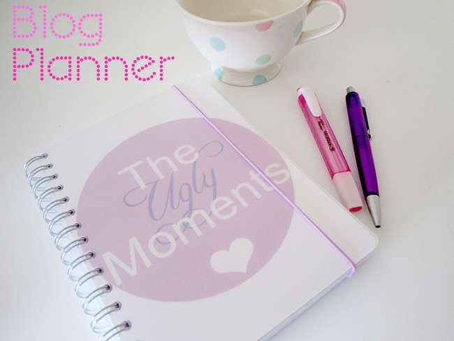 Blog Planner By Kerri