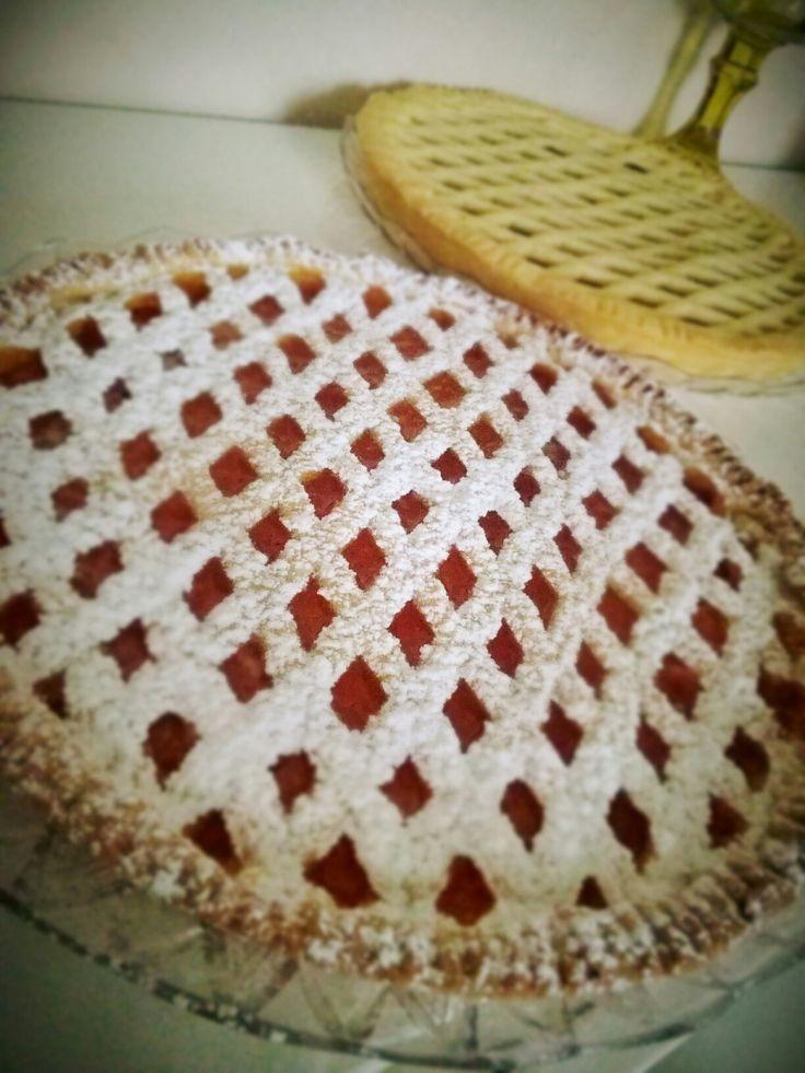Crostate marmellata e nutella