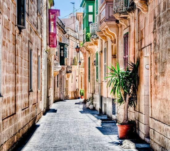 Gozo . Malta