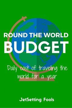 We consider ourselves to be Budget Travelers, but 'budget' is an ambiguous word. We know of other travelers who spend less than us and many who track their dollars, but spend a lot more. We set our budget at $100 per day for basic living expenses: accommodations, food, drinks, local transportation, entertainment and miscellaneous fees.