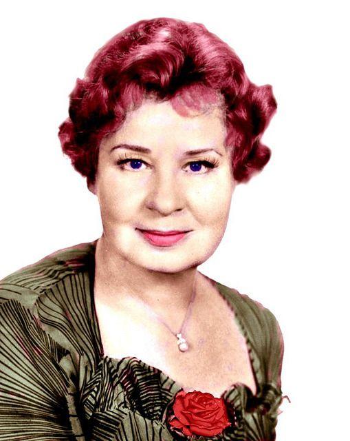 """Shirley Booth ... """"Hazel"""""""