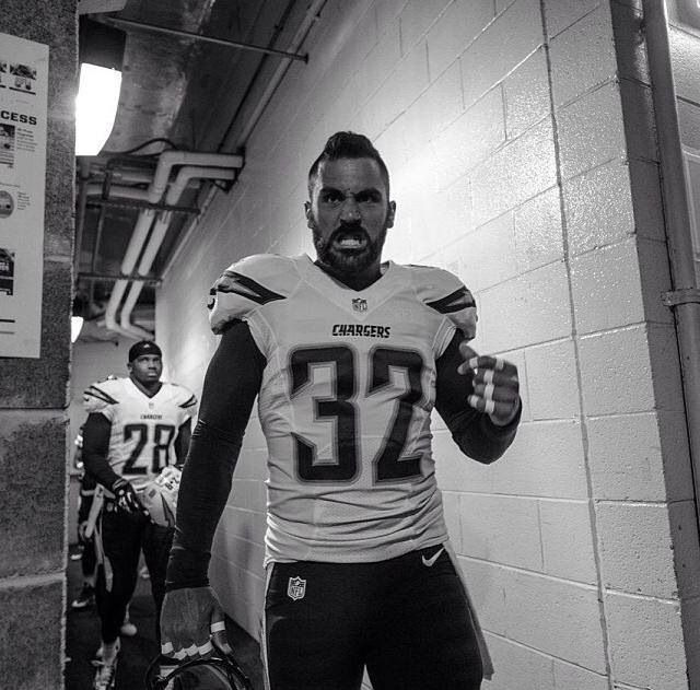 sexy lil Eric Weddle